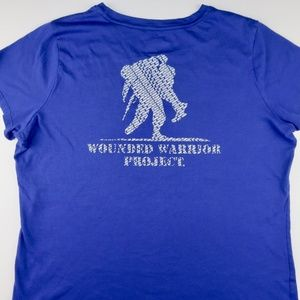 Under Armour Wounded Warrior Project XL Shirt